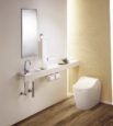 アラウーノの特徴や機能|タンクレストイレの手洗い場は?