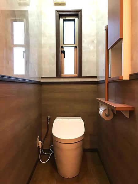 TOTOトイレのリフォーム