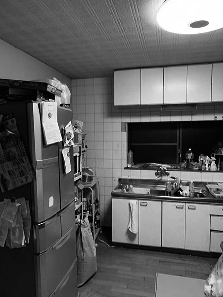 茨城県潮来市 LDK リフォーム|狭く丸見えで不満があったキッチンを間取り変更