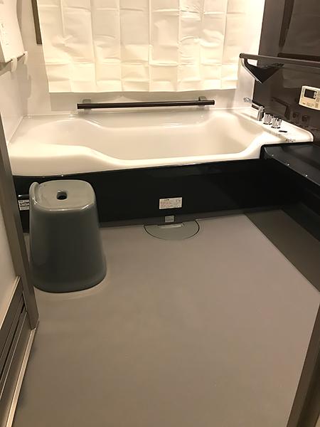 千葉県香取市 浴室リフォーム 冷えるタイル壁から断熱性の高いユニットバスへ
