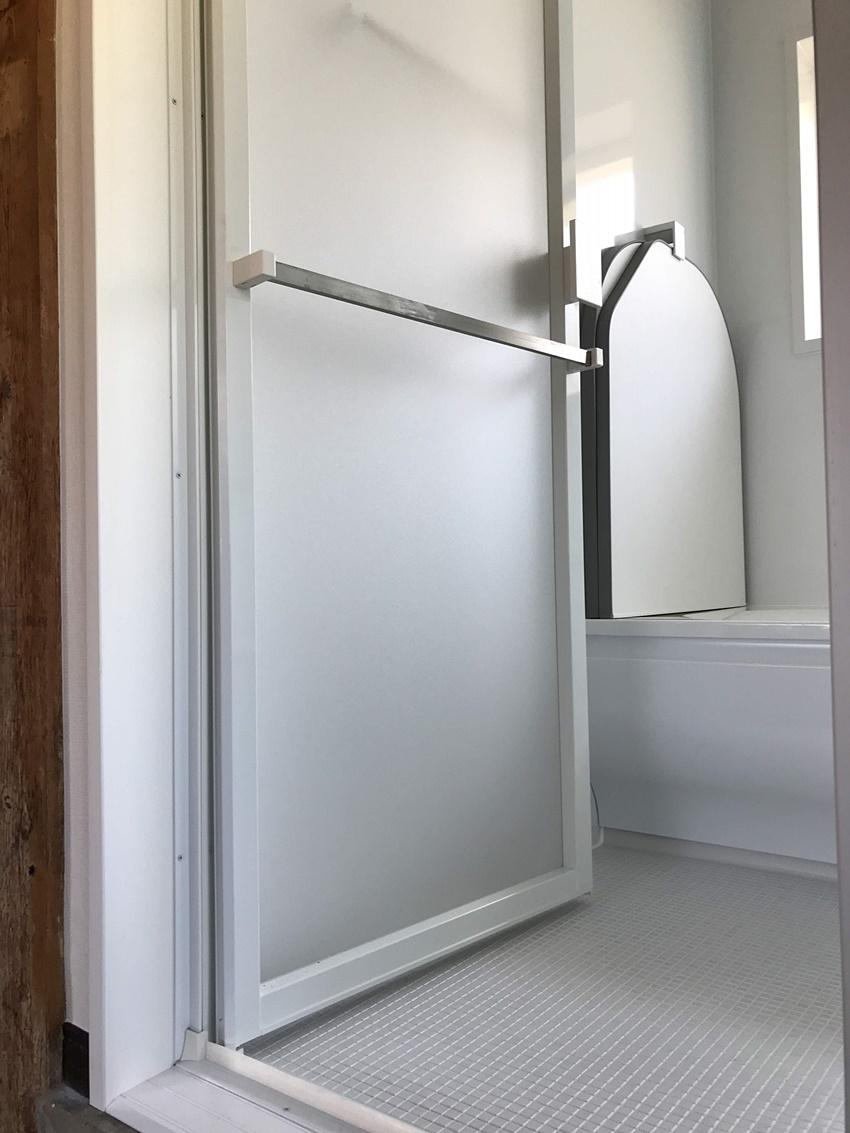 千葉県銚子市浴室リフォーム|サビ・ひび割れ対策でシステムバスに