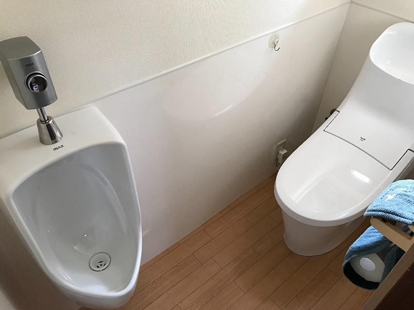 千葉県佐倉市トイレリフォーム|汲み取り式の不便さから設備を一新し水洗で快適に