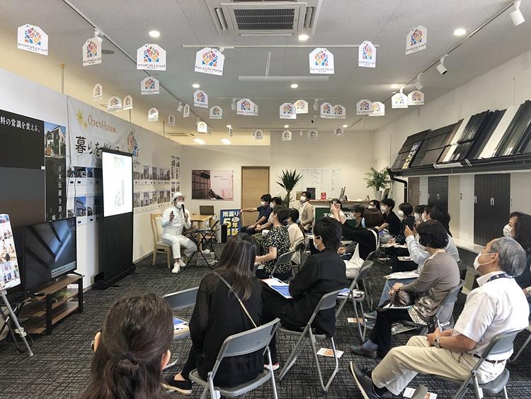 ハウジング重兵衛 旭・東総店 収納王子コジマジック 家づくり講座2