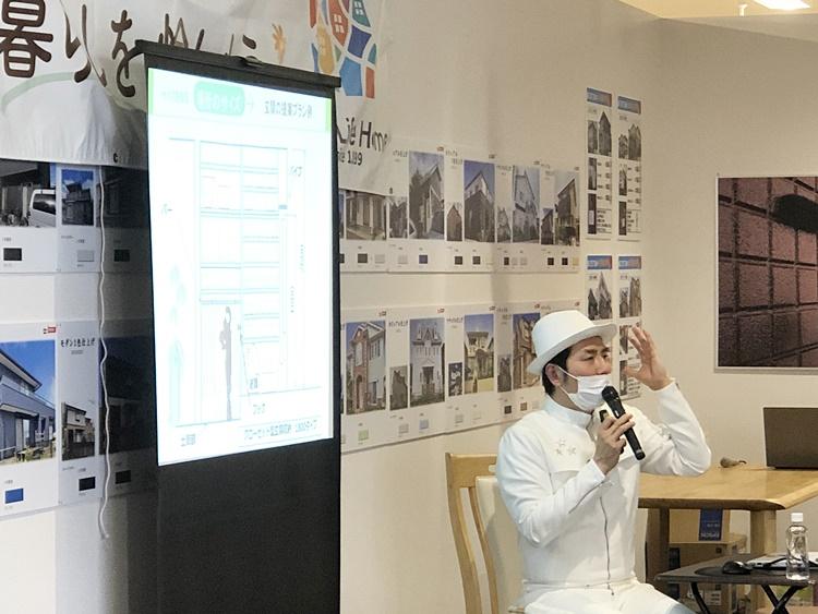 ハウジング重兵衛 旭・東総店 収納王子コジマジック 家づくり講座1