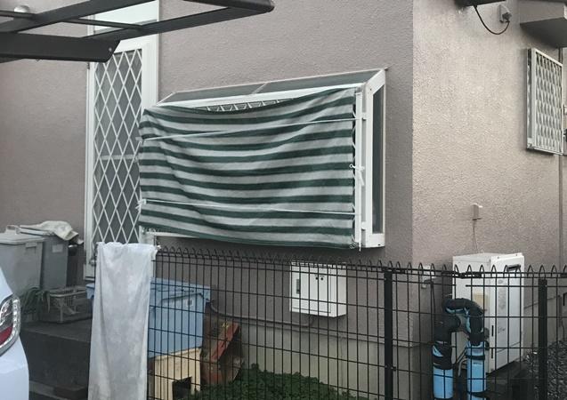 茨城県龍ヶ崎市ユニットバスリフォーム|窓も入れ替えプライバシー確保