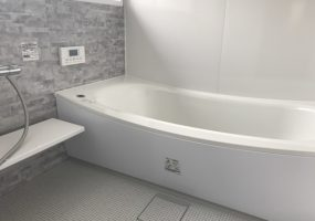 茨城県稲敷市浴室リフォーム1