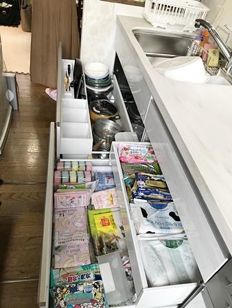 茨城県牛久市キッチンリフォーム|27年使った自分へのご褒美に