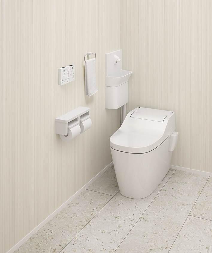 タンクレストイレのアラウーノ
