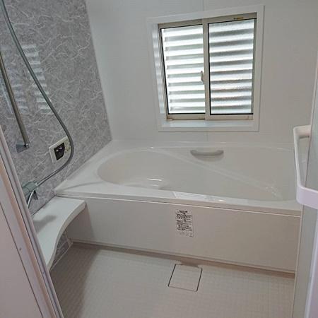 プライバシーを確保できるお風呂