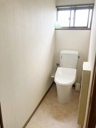 千葉県旭市トイレリフォーム|水漏れで床が濡れる…修理