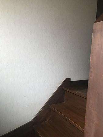 千葉県成田市トイレリフォーム|階段に手すりも取り付け