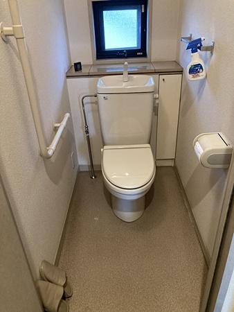 千葉県佐倉市トイレリフォーム|リクシルで掃除も簡単!