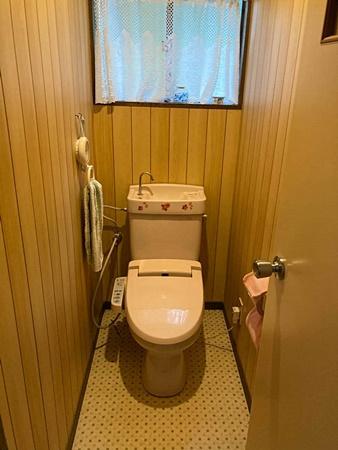 千葉県銚子市トイレリフォーム|TOTOのZRに交換