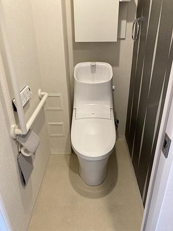 汚れにくいトイレ