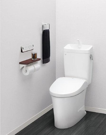 リクシルのトイレ