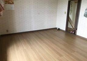 茨城県阿見町洋室リフォームアフター写真1
