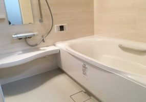 茨城県土浦市浴室・洗面所リフォームリフォームアフター写真1