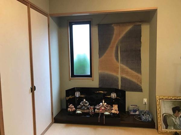 茨城県牛久市和室リフォーム|愛犬が快適に過ごせる部屋に