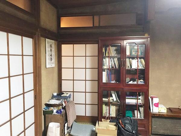 千葉県香取市和室リフォーム|障子のガラスをアクリルに