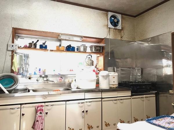 千葉県香取市キッチンリフォーム|低予算でもしっかり!
