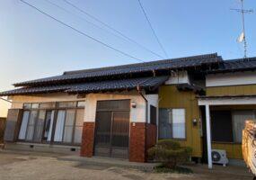 千葉県富里市外壁リフォームアフター851写真