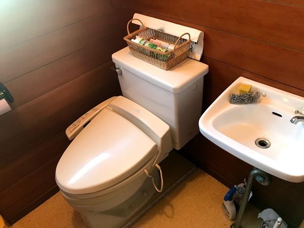 茨城県神栖市トイレリフォーム|築28年はじめての工事