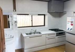 茨城県潮来市キッチンリフォームアフター990写真