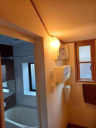 千葉県成田市浴室リフォーム お手入れ楽々、快適に