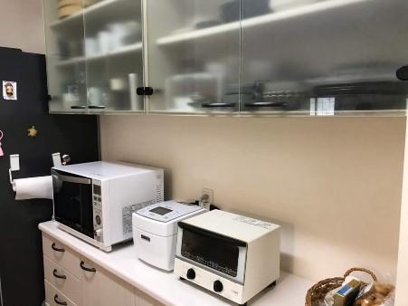 千葉県成田市キッチンリフォーム|奥様こだわりのカウンター