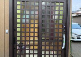 茨城県潮来市玄関リフォームアフター1148写真