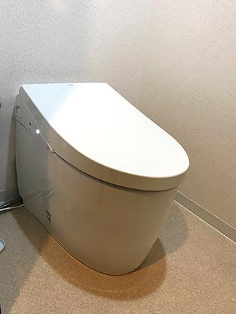 茨城県牛久市洗面所リフォーム|上台鏡は活かして下台のみ交換