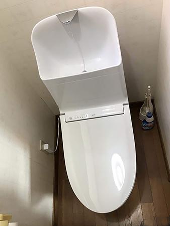 茨城県行方市水廻りリフォーム 脱衣所や隣接の廊下も改修