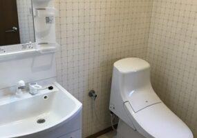 千葉県佐倉市トイレ洗面台リフォーム503アフター写真2