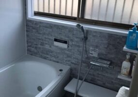 千葉県山武市浴室リフォーム458アフター写真