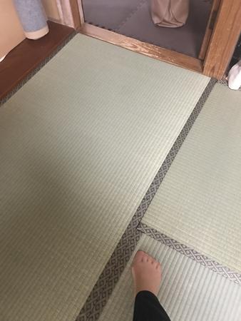 茨城県稲敷郡和室リフォーム 隣部屋と同じフローリングへ