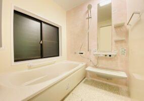 茨城県つくば市浴室洗面化粧台リフォームアフター908写真